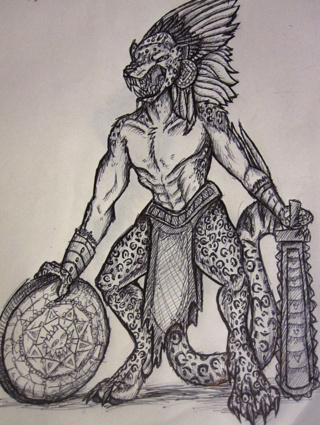 320x425 Aztec Drawings On Paigeeworld. Pictures Of Aztec