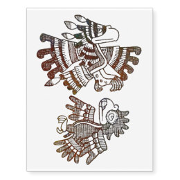 260x260 Aztec Temporary Tattoos Zazzle