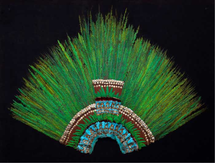 700x531 Feathers From Which Birds Went To Make Aztec Amp Maya Headdresses