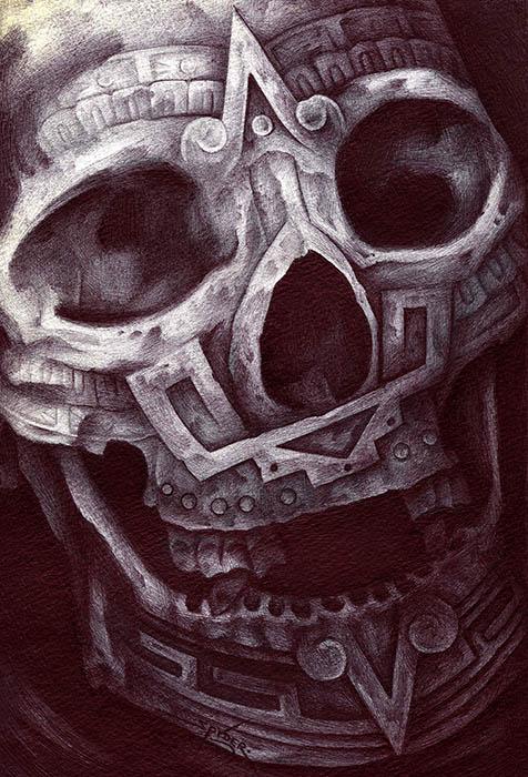 476x700 Aztec Death Web.jpg Marilyn Aztec