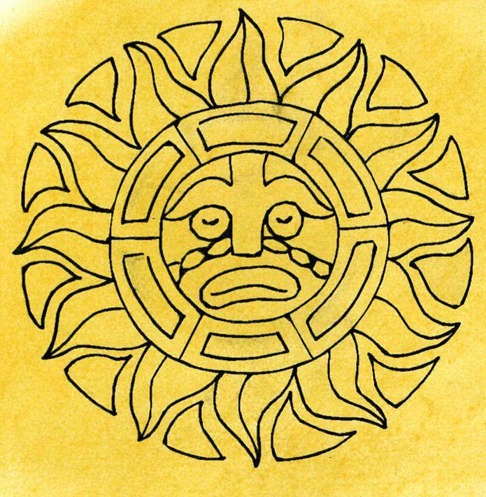 695x711 Blendspace Sun Symbols Texture Amp Templates