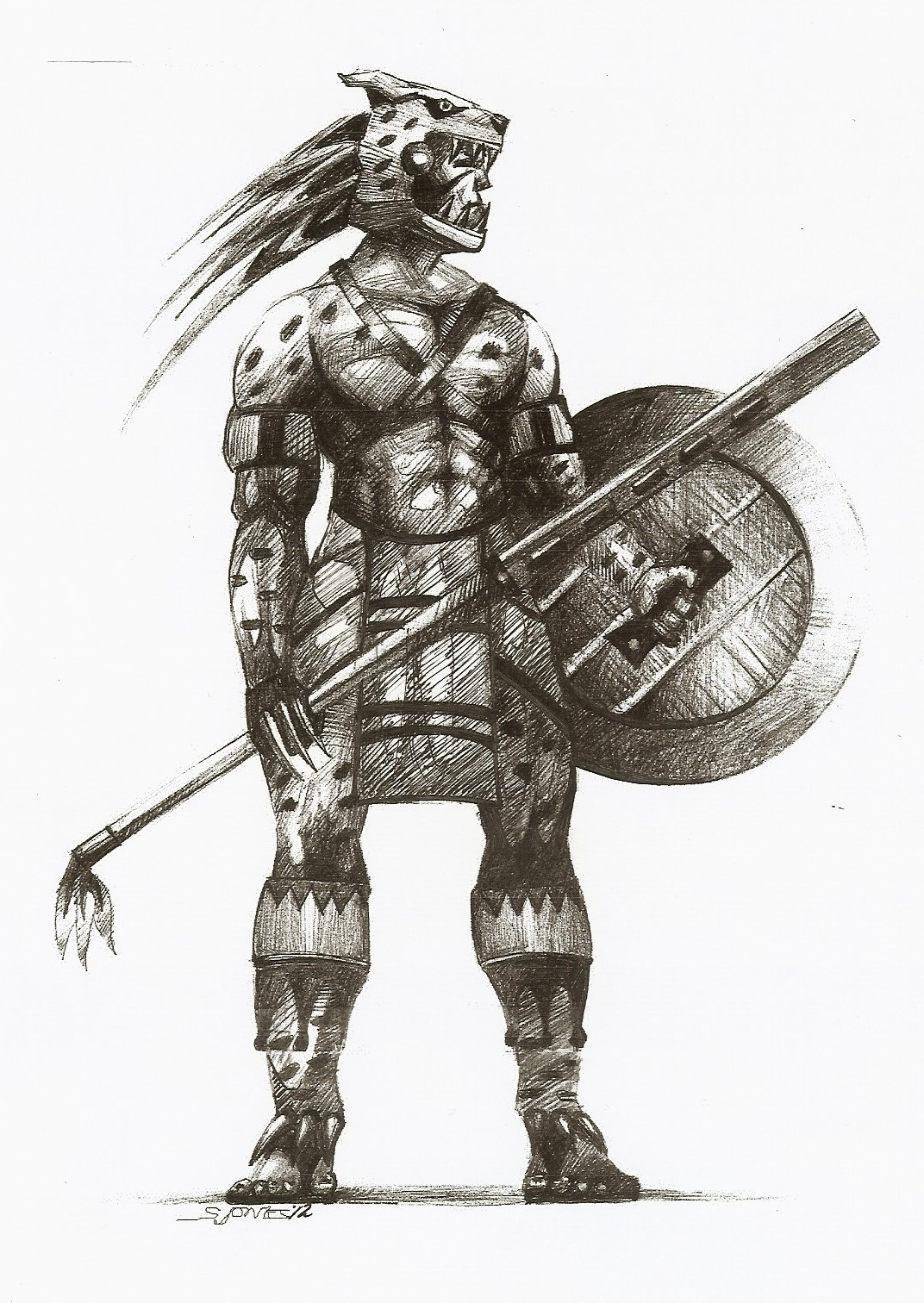 1072x1512 Inside My Crazy Mind Weapons Amp Warriors Aztecs Warriors