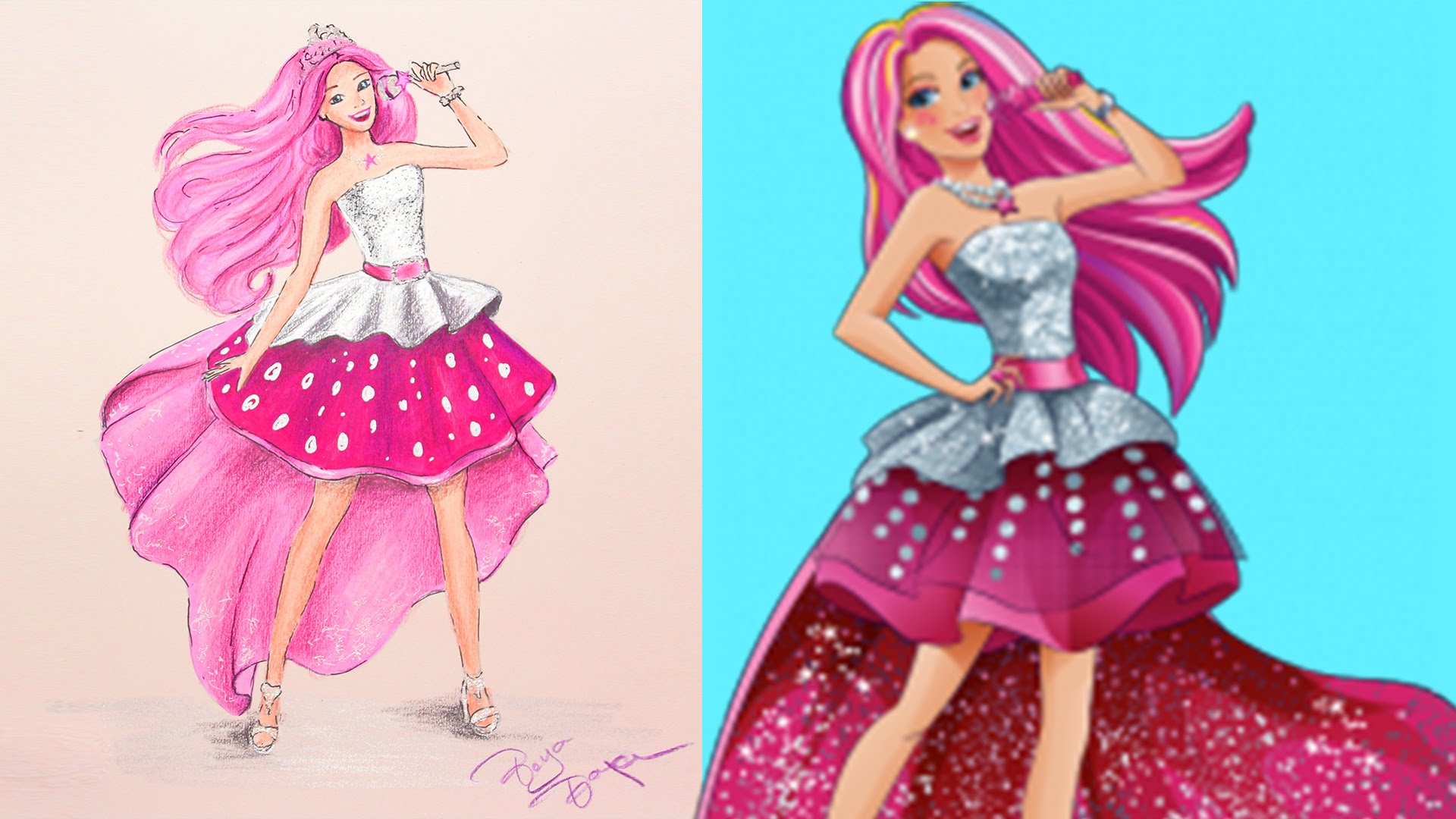 Barbie Ausmalbilder Online : Babie Drawing At Getdrawings Com Free For Personal Use Babie