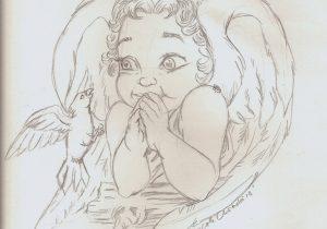300x210 Baby Angel Sketches Baby Angel Sketches Baby Angelpyriceti