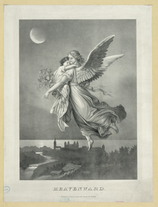 229x300 Flying Angel Carrying Baby Night Free Images