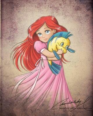 320x397 Baby Ariel Quotes Ampamp Smiles !! Baby Ariel, Ariel