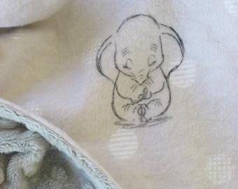 340x270 Dumbo Blanket Etsy