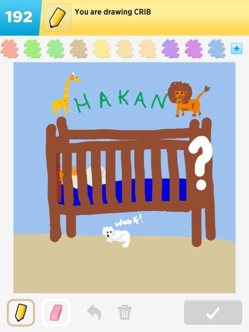 500x667 Crib Drawings