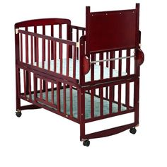 236x236 Natural Color Baby Swing Cotconverting From Baby Cribs To Adult