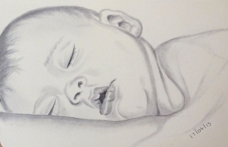 Baby Drawing Pictures At Getdrawings Com Free For Personal Use