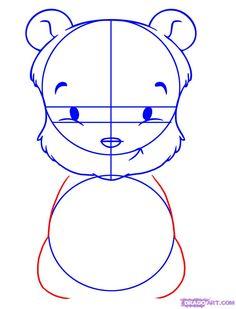 236x309 How To Draw Baby Eeyore Step 5 Winnie The Pooh Baby