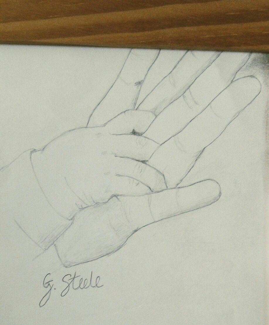 918x1108 Baby Amp Mother's Hands Entwined Pencil Sketch Malen Zeichnen