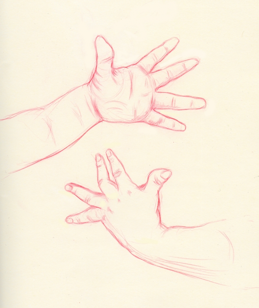 862x1024 Baby Hand Drawing Drawing Swervy Page 2