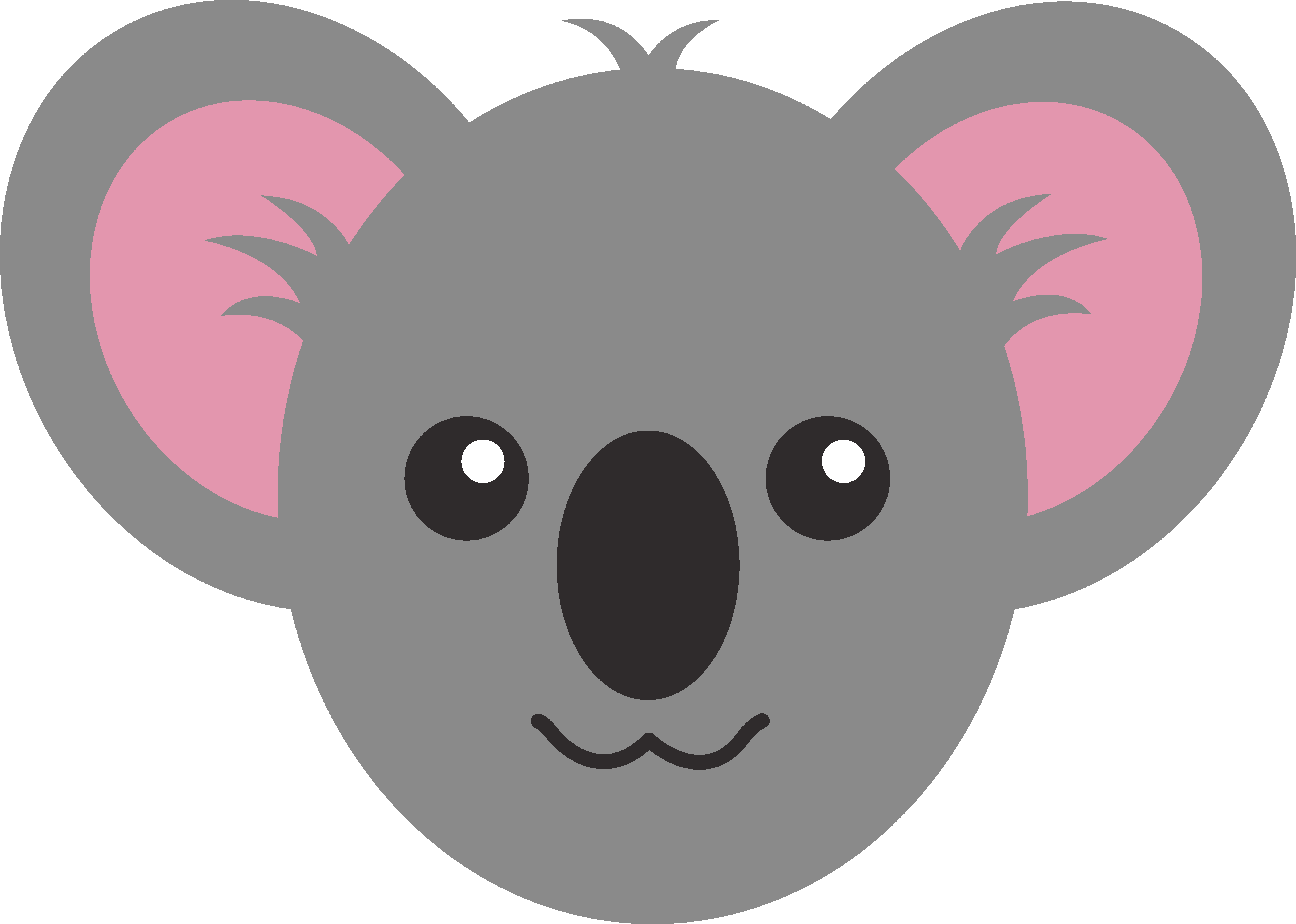 Baby Koala Drawing at GetDrawings | Free download