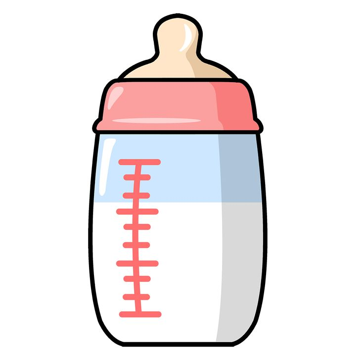 baby milk bottle drawing at getdrawings com free for Baby Boy Shower New Baby Boy Clip Art