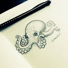 225x225 Image Result For Cute Octopus Drawing Crafty Ideas