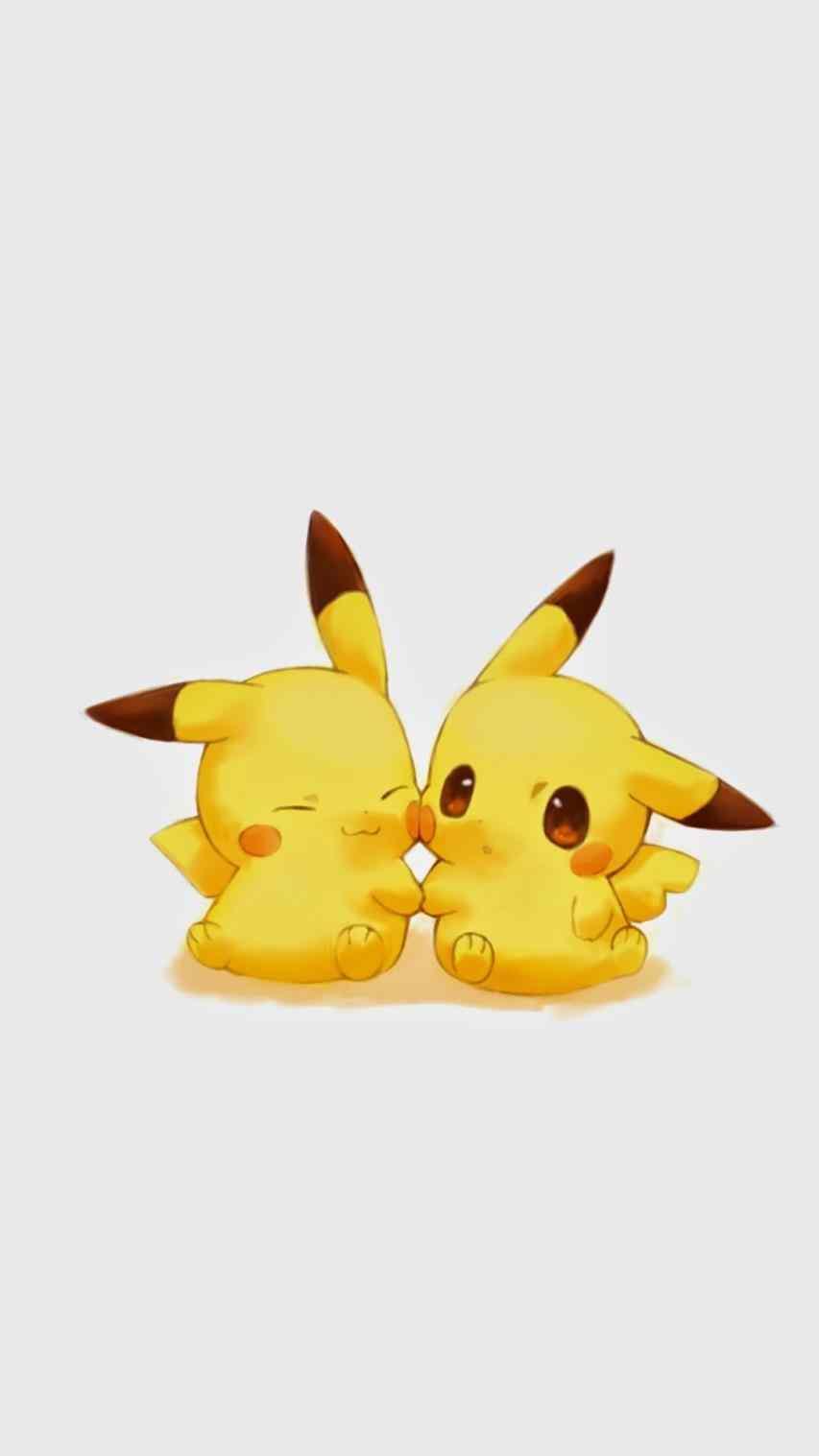 853x1517 Baby Pikachu Drawings Baby Pikachu Wallpapers Pc Baby Pikachu