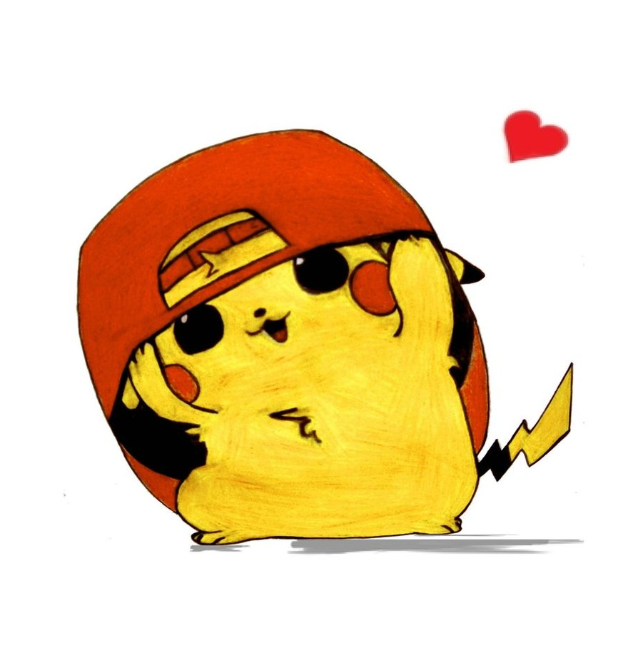Baby Pikachu Drawing at GetDrawings.com | Free for personal use Baby ...