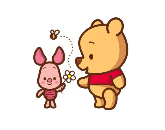 580x456 Baby Winnie The Pooh Baby Pooh Piglets