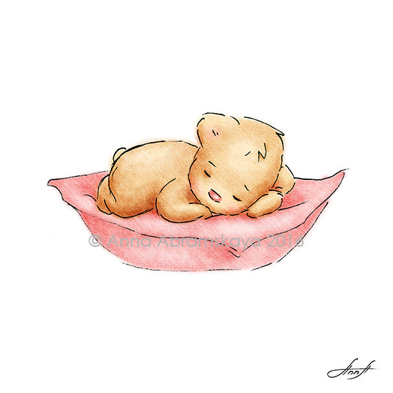 baby sleeping drawing at getdrawings com free for personal use