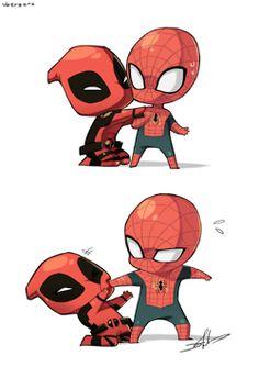 Baby Spiderman Drawing At Getdrawings Free Download