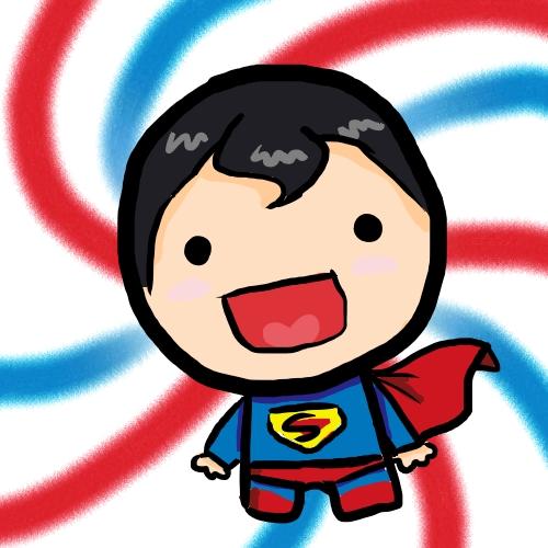 500x500 Baby Superman By Heyolevi