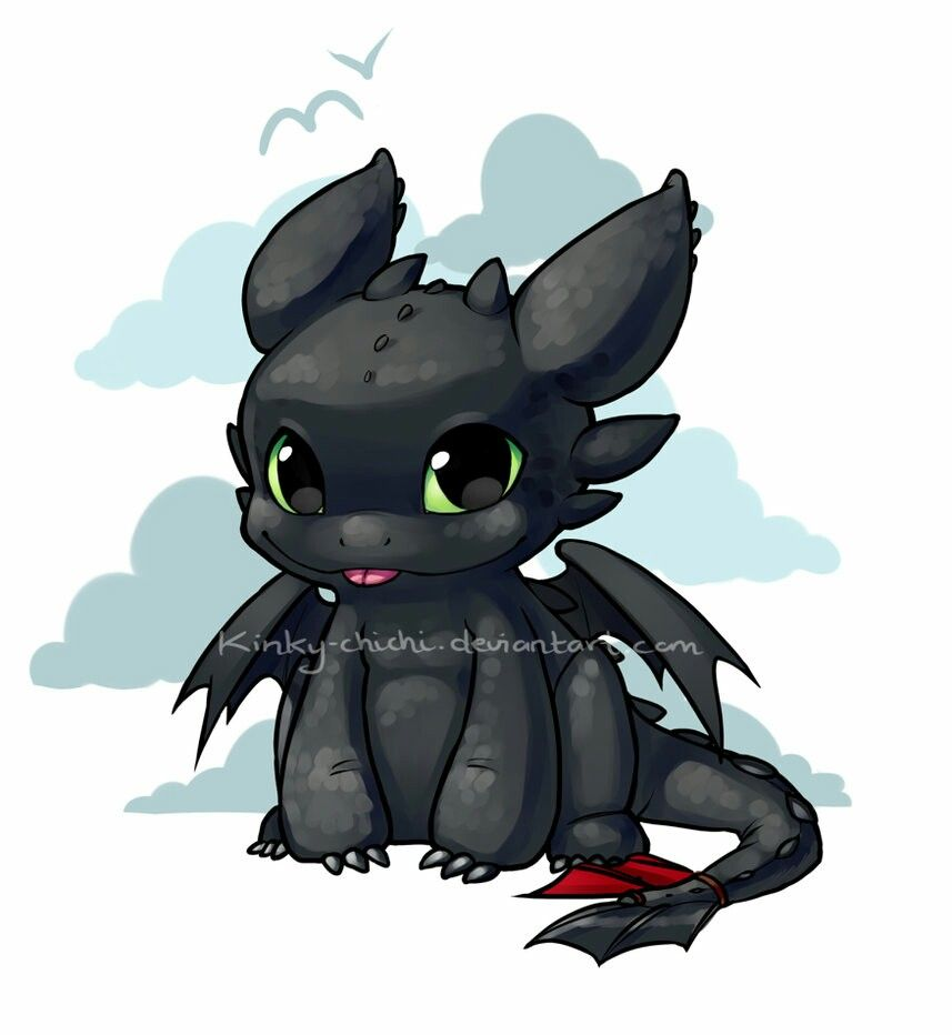 857x932 Toothless, So Adorable! The Big Fourrise Of The Brave Tangled