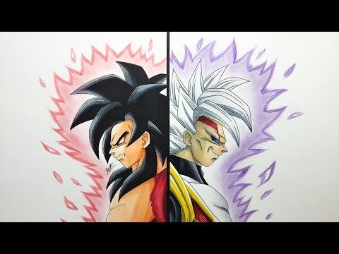480x360 Goku Vs Baby