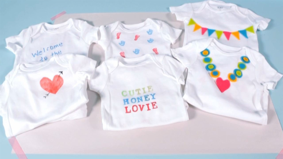 900x506 Baby Shower Ideas How To Set Up A Onesie Decorating Station Parents