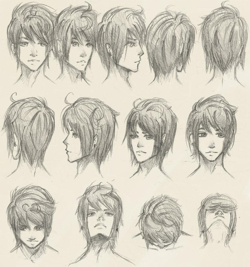 864x925 Drawing Heads