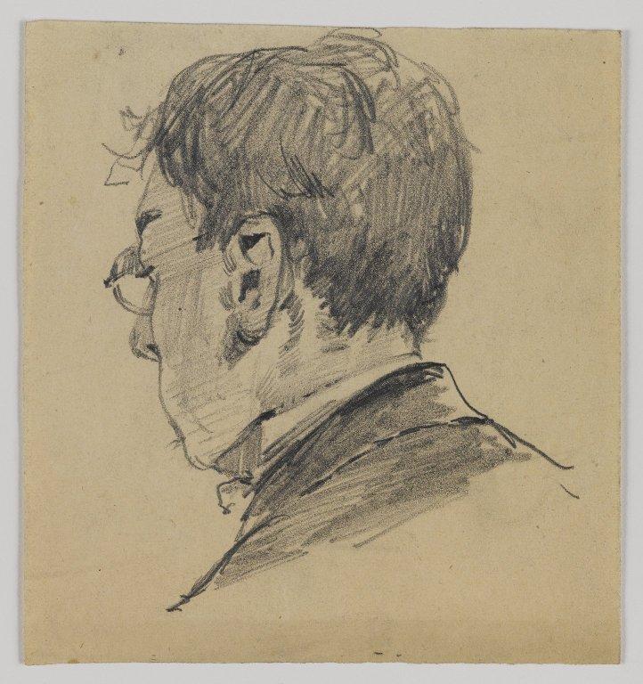 722x768 William Merritt Chase, American, 1849 1916