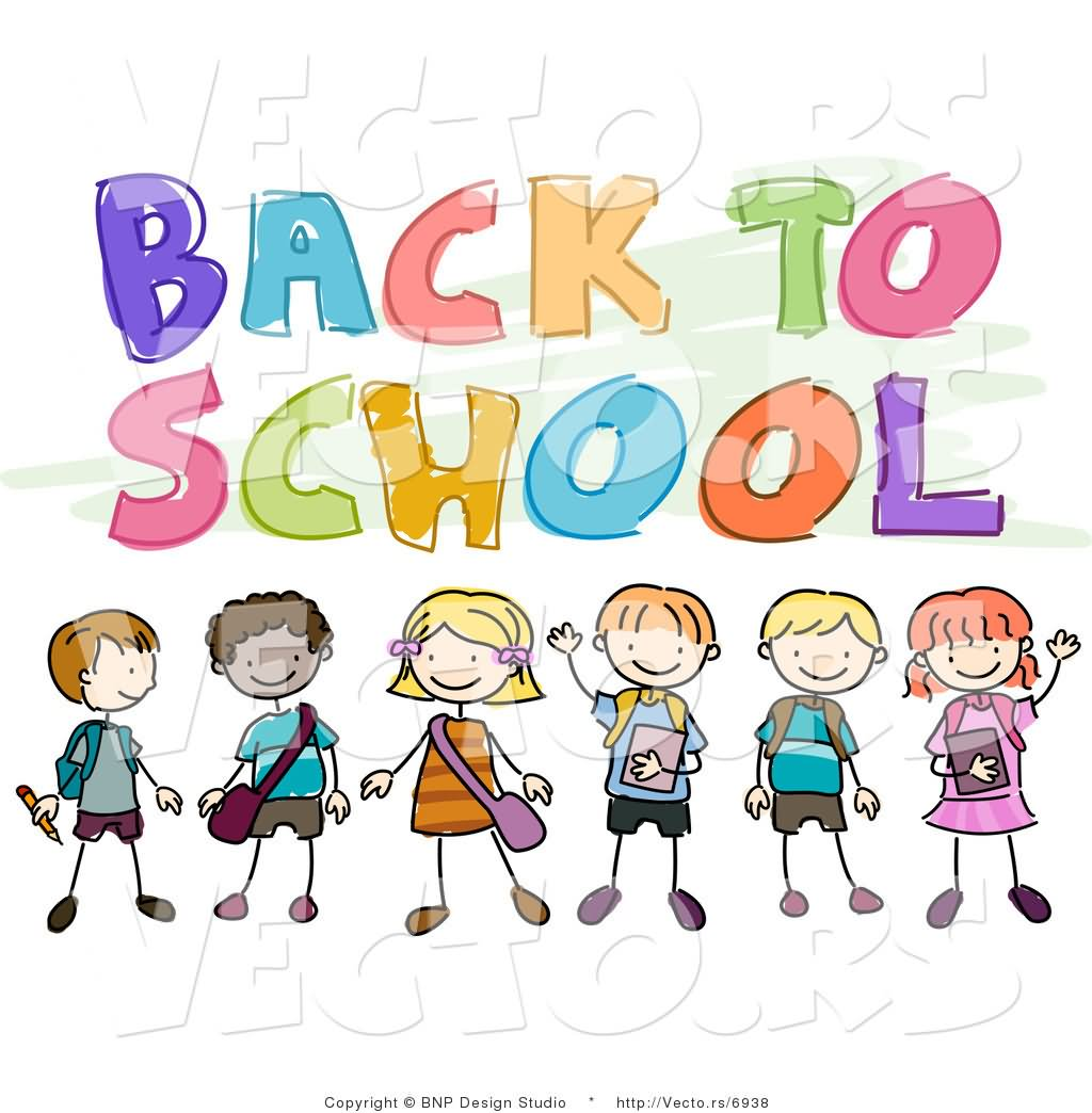 1024x1044 Back To School Drawing