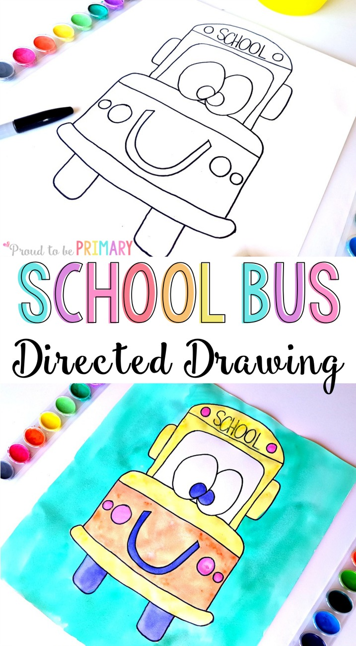 717x1300 Back To School Bus Directed Drawing