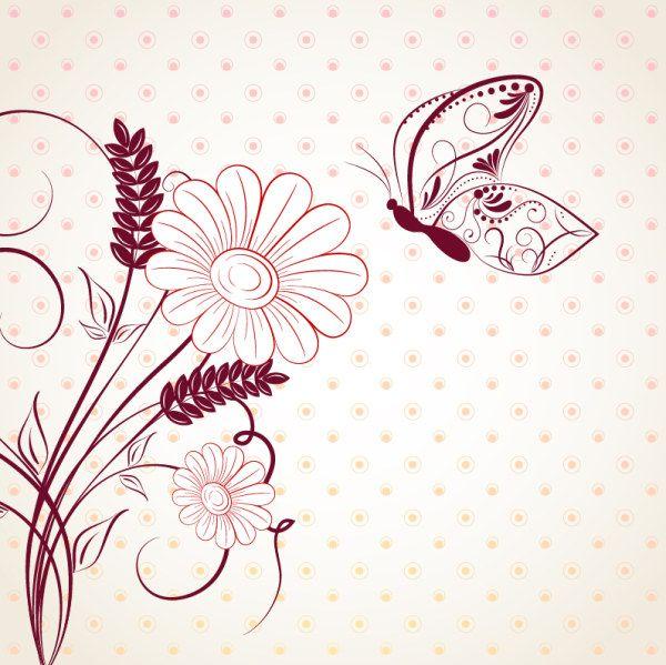 600x599 Beautiful Flowers Design For A Card Beautiful Flower Designs
