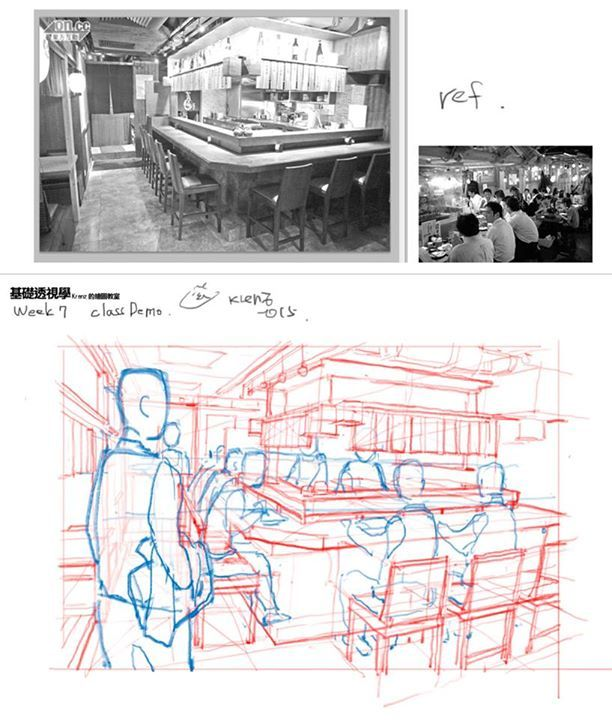 612x720 93 Best Background Drawing Process Images On Drawing