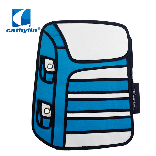 640x640 Cathylin Canvas 2d Teenage School Bags Special Design