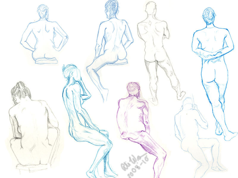 800x600 Alison's Art Work Amp Animation 5 Min Life Drawings