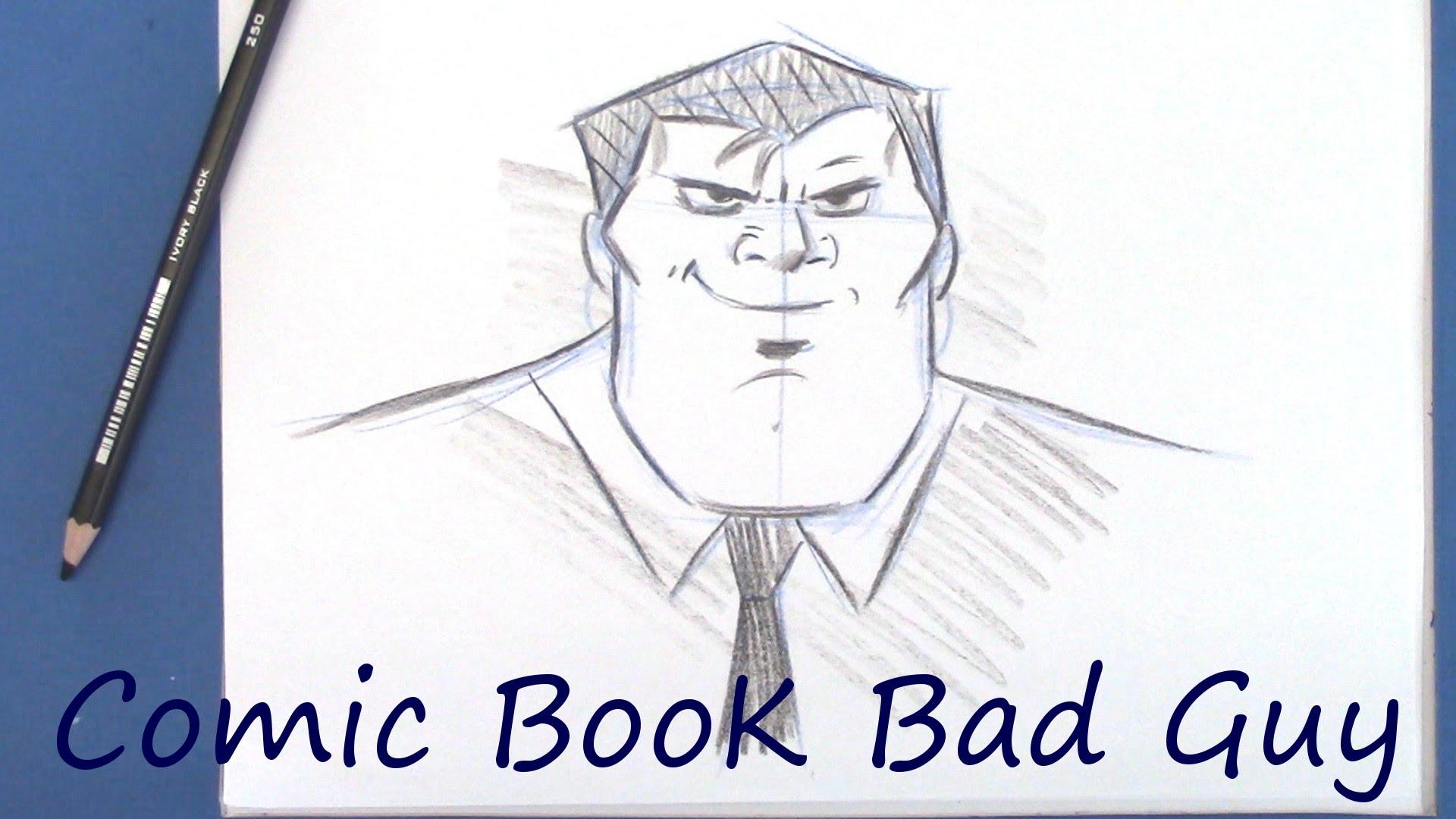 1920x1080 Draw A Bad Guy