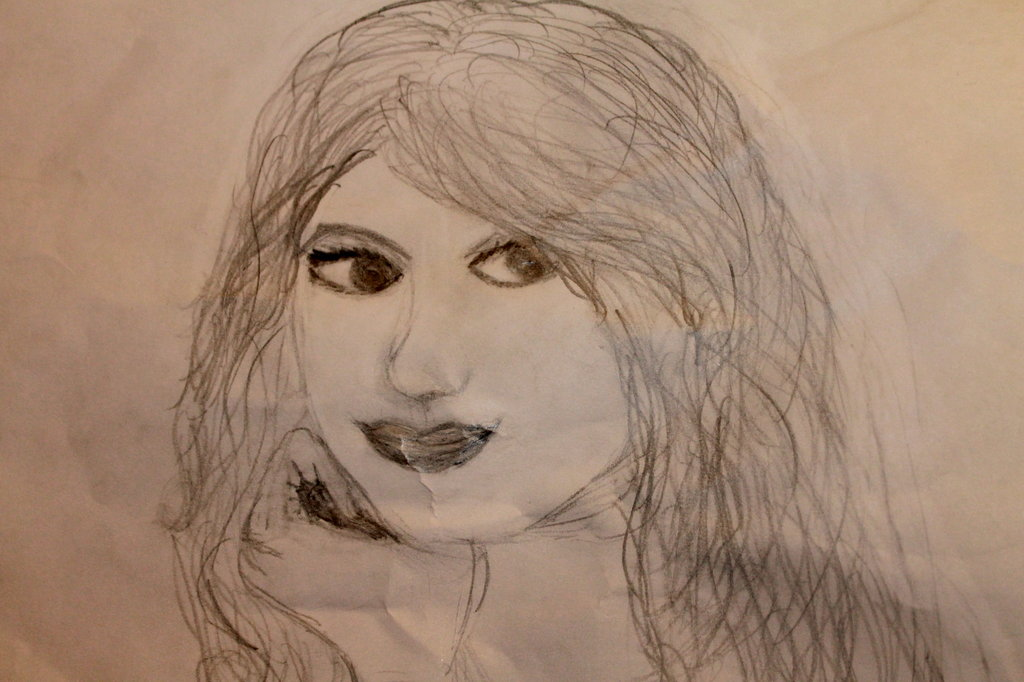 1024x682 A Bad Drawing Of Taylor Swift By Redwall12