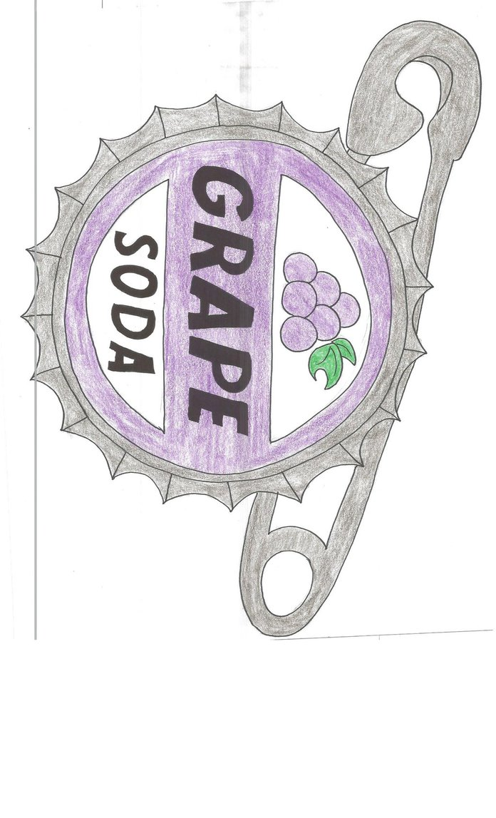 696x1147 The Ellie Badge Drawing By Julietcapulet432
