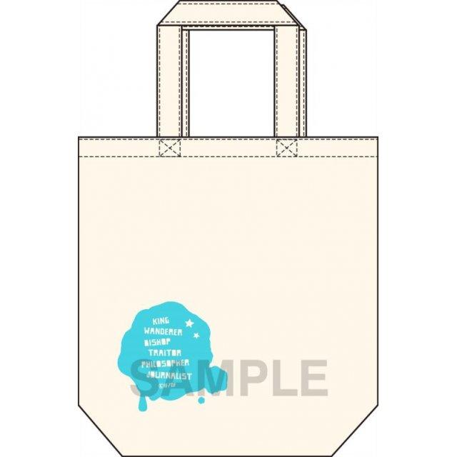 640x640 Clock Zero Tote Bag Drawing Ver.
