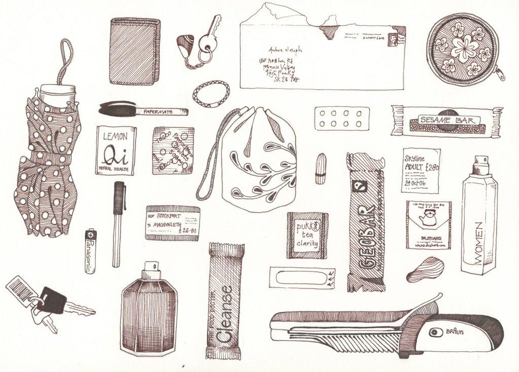 1024x735 Andrea Joseph's Sketchblog Edm 3 Draw Your Bag