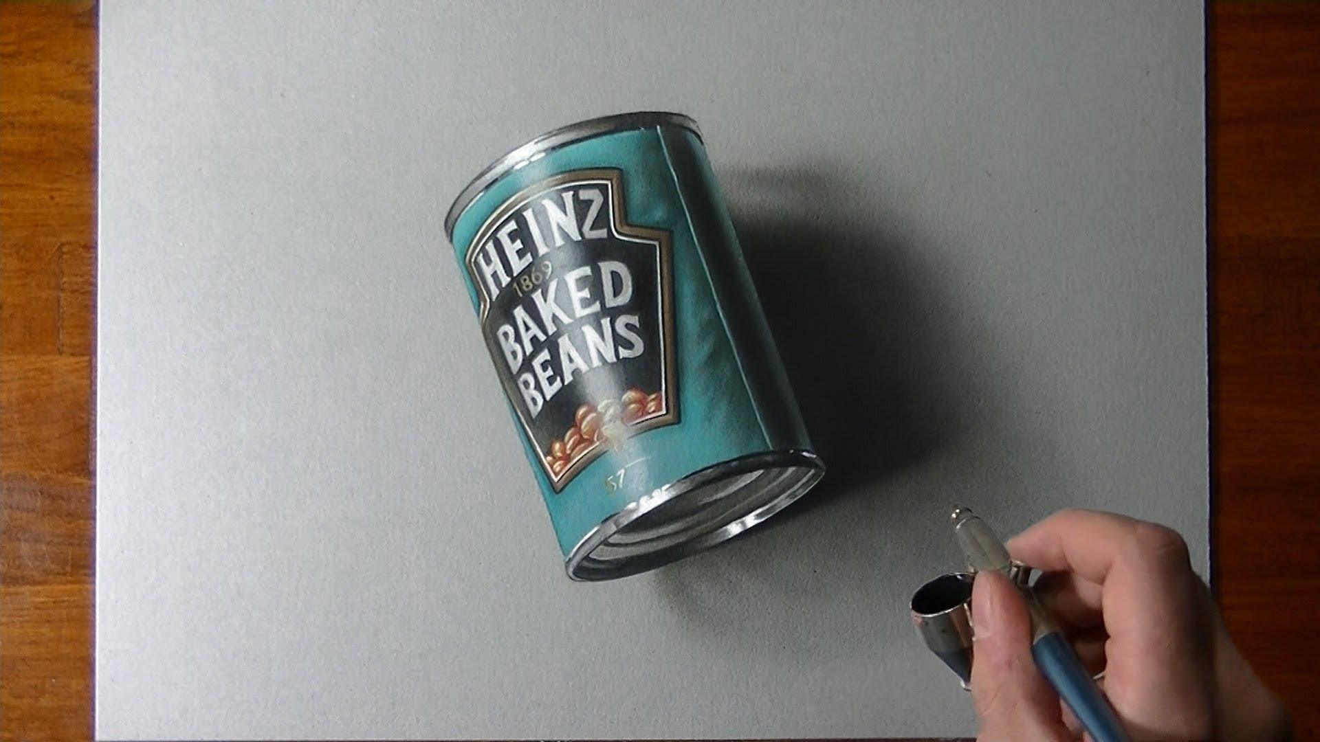 1920x1080 How I Drew A Can Of Beans