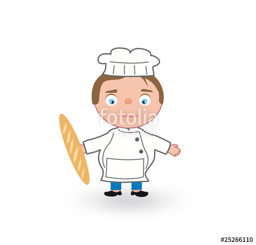 500x480 Baker Drawing Stock Photo And Royalty Free Images