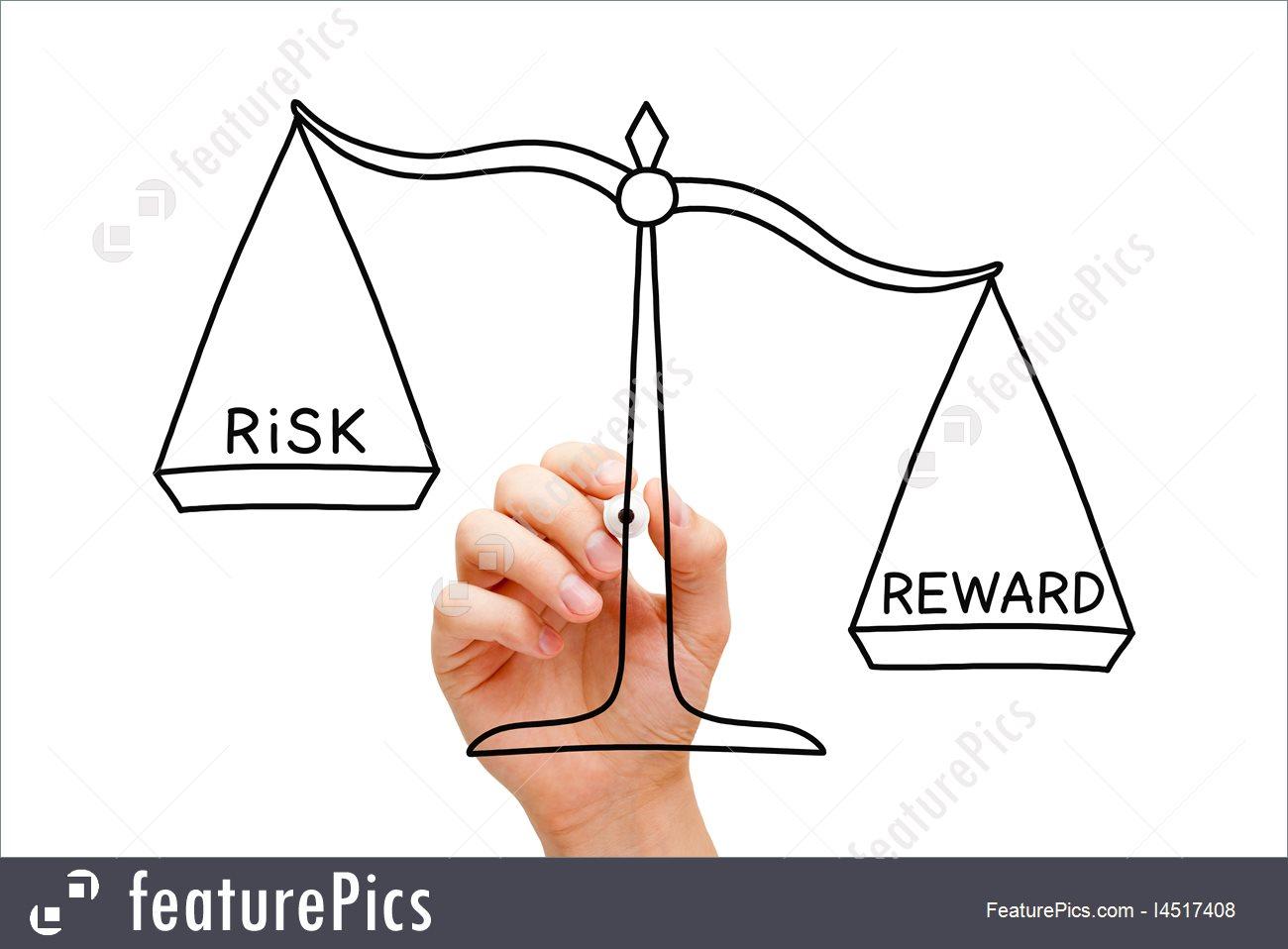 1300x958 Risk Reward Scale Concept Picture