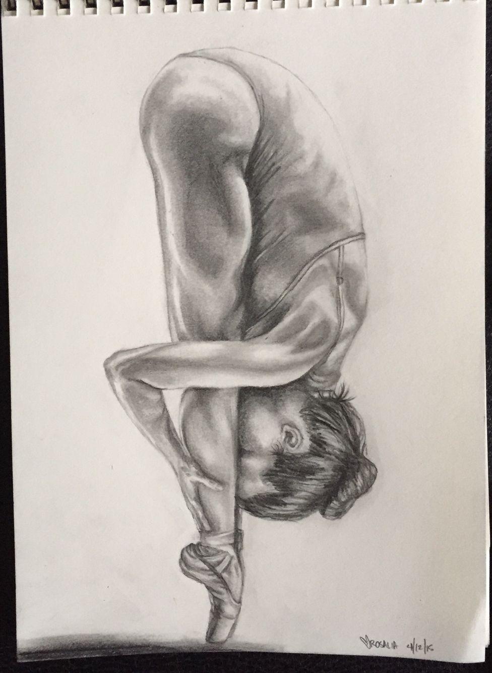 976x1334 Ballerina Feet Draw Rysunek Drawings