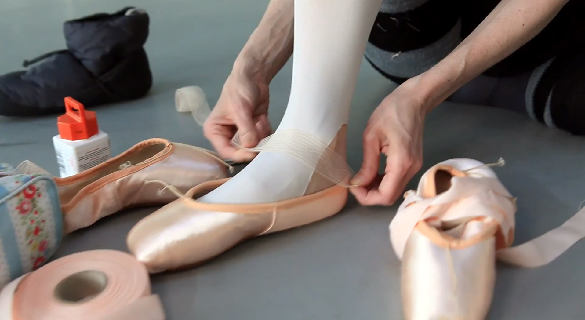 1916x1048 How Ballet Dancers Prepare Pointe Shoes For Performance