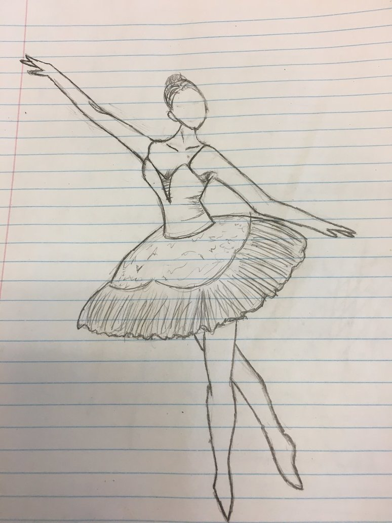774x1032 Ballerina Pose By Epicroleplays