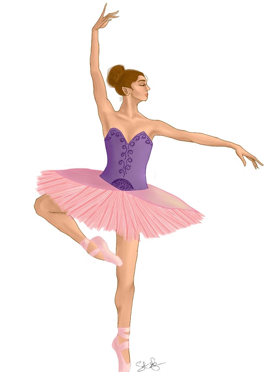 868x1200 Ballerina By Shimmerstar