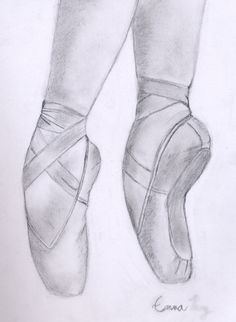 236x322 How To Draw A Ballerina Shoe